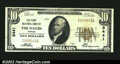 National Bank Notes:Oregon, The Dalles, OR - $10 1929 Ty. 1 The First NB Ch. # 3441...