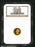 Proof Gold Dollars: , 1858 $1 PR 65 Cameo NGC. The current Coin Dealer Newsletter...