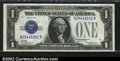 Small Size:Silver Certificates, Fr. 1603 $1 1928C Silver Certificate. CGA Gem Uncirculated 65...
