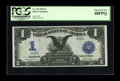 Large Size:Silver Certificates, Fr. 233 $1 1899 Silver Certificate PCGS Superb Gem New 68PPQ. Alongwith its ultra-high third-party-grade and its Premium Pa...