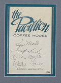 Autographs:Others, 1966 Maris, Mantle, Ford & Tresh Signed Sheet. The fierce rivalry that has brewed for decades didn't stop one Red Sox fan f...