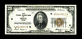 Small Size:Federal Reserve Bank Notes, Fr. 1870-K $20 1929 Federal Reserve Bank Note. About Uncirculated.. A totally original example, with great embossing in what...