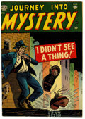 Golden Age (1938-1955):Horror, Journey Into Mystery #3 (Marvel, 1952) Condition: VG+....