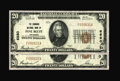 Pine Bluff, AR - $20 1929 Ty. 1 The Simmons NB Ch. # 6680 Two Examples This is a private named bank with the two notes...