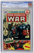 Bronze Age (1970-1979):War, Star Spangled War Stories #182 (DC, 1974) CGC NM 9.4 Off-white to white pages....