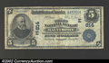 National Bank Notes:Maryland, Baltimore, MD - $5 1902 Date Back Fr. 590 Third National ...