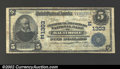 National Bank Notes:Maryland, Baltimore, MD - $5 1902 Date Back Fr. 590 Commercial & Fa...