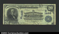 National Bank Notes:Maryland, Baltimore, MD - $20 1902 Date Back Fr. 642 National Union...
