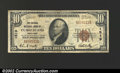National Bank Notes:Maryland, Cumberland, MD - $10 1929 Ty. 1 Second National Bank of C...