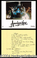 Autographs, Apocalypse Now