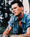 Autographs, Kevin Bacon