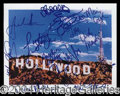 Autographs, Hotties of Hollywood