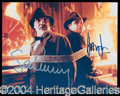 Autographs, Indiana Jones