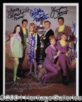 Autographs, Lost In Space