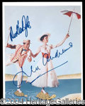 Autographs, Mary Poppins