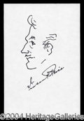 Autographs, Vincent Price