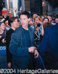 Autographs, Keanu Reeves