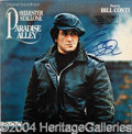 Autographs, Sylvester Stallone
