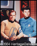Autographs, Star Trek