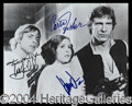 Autographs, Star Wars