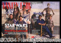 Autographs, Star Wars, Episode I