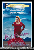 Autographs, John Waters