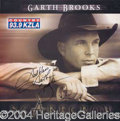 Autographs, Garth Brooks