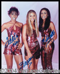 Autographs, Destiny's Child