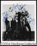 Autographs, The Dixie Chicks