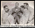 Autographs, Bill Haley and His Comets
