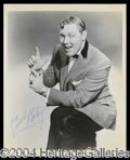 Autographs, Bill Haley