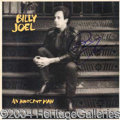 Autographs, Billy Joel