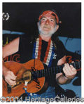 Autographs, Willie Nelson