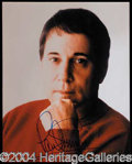 Autographs, Paul Simon