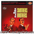 Autographs, The Smothers Brothers
