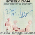 Autographs, Steely Dan