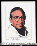 Autographs, Neil Simon