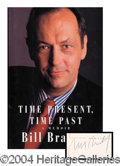 Autographs, Bill Bradley
