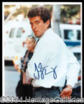 Autographs, John F. Kennedy, Jr.
