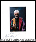 Autographs, Dr. Timothy Leary