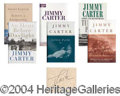 Autographs, The Jimmy Carter Collection
