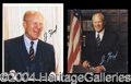 Autographs, Gerald Ford