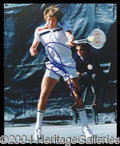 Autographs, Jimmy Connors