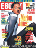 Autographs, Marion Jones
