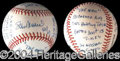 Autographs, Stan Musial Statball