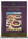 Autographs, Pete Sampras