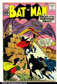 Batman #142 (DC, 1961). Condition: FN