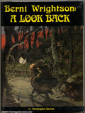 Bronze Age (1970-1979):Horror, Berni Wrightson: A Look Back Hardcover (Land of Enchantment, 1979).Condition: VF-....