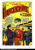 Blackhawk #112(DC, 1957). Condition VG-