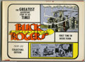 Golden Age (1938-1955):Science Fiction, Buck Rogers 1931-1933, Hardcover (Edwin M. Aprill, Jr., 1971).Condition: FN. Rare, early fan-produced collection. Title on ...